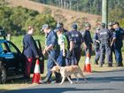 Police conducted operation Borasca at Fridays Creek on Saturday, checking passing motorists for drug and alcohol related offences. Many of the motorists were on their way to a large Rave Party. Photo: Rob Wright / The Coffs Coast Advocate