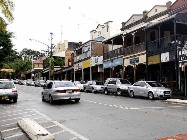 OUR TOWN: Byron St, Bangalow.