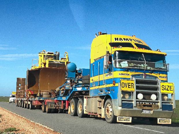 CHANGES: Since funding for rest stops started, road train assembly areas have been upgraded in WA as well as eight pullover and layover bays for over size and over mass loads to park up and allow other vehicles to pass.