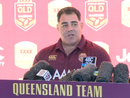 Mal Meninga upset he didn't have chance to talk to refs
