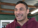 Justin Hodges: We want leave the series with at least one win