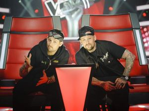 The Madden brothers hope to inspire on The Voice Kids