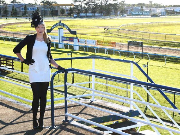 2013 Caneland Central Face of the Races winner Amy Watters will be a Fashion on the Field judge at the Mackay Cup race day at Ooralea Racecourse on Saturday.
