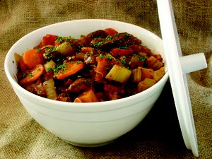 Annette Sym's tips for healthy winter eating: Beef casserole