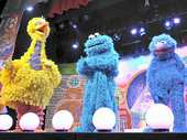 ELMO and Cookie Monster, a Heist at The Workshops or an outdoor dance party ... what more could you ask for in Ipswich this weekend!