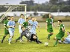 Eagles surprise, Clinton escapes with 3-all draw