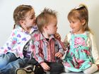 Fraser Coast's cutest kids to help the Cancer Council