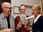 Authors spread word to kids on reading and writing