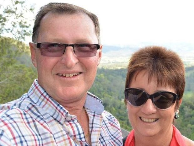 Howard and Susan Horder were both on the downed MH17.