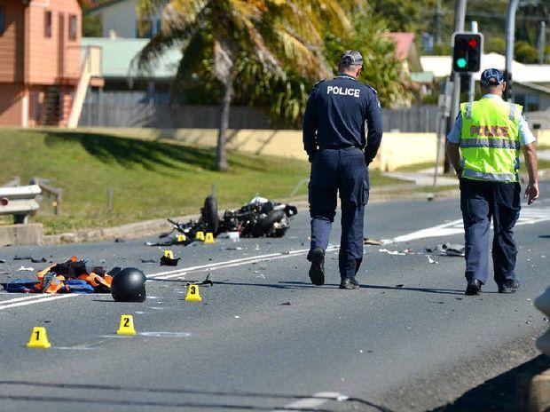 Driver Involved In Crash Had Drugs In The Car Mackay