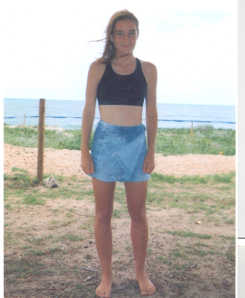 Rachel Antonio (missing) Photo Contributed