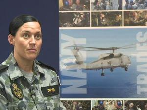 Defence Force hunts for women