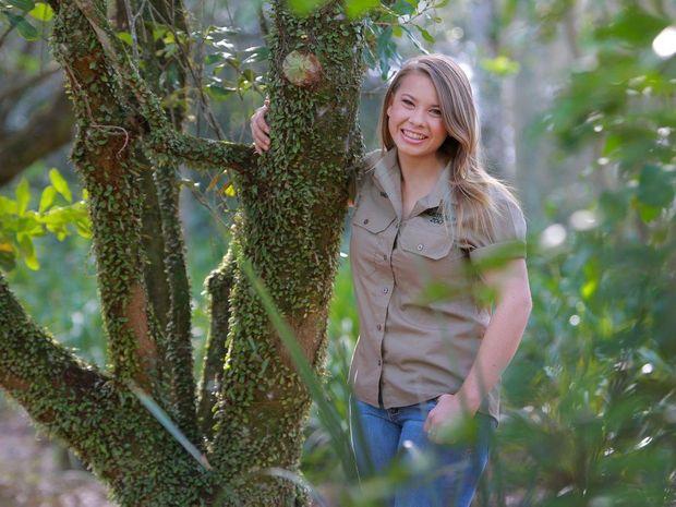 Bindi Irwin - profile piece leading up to her 16th birthday on July 24. Photo: Brett Wortman / Sunshine Coast Daily