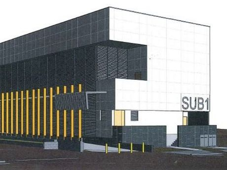 Construction of the new inner-city substation should be finished by early-November.