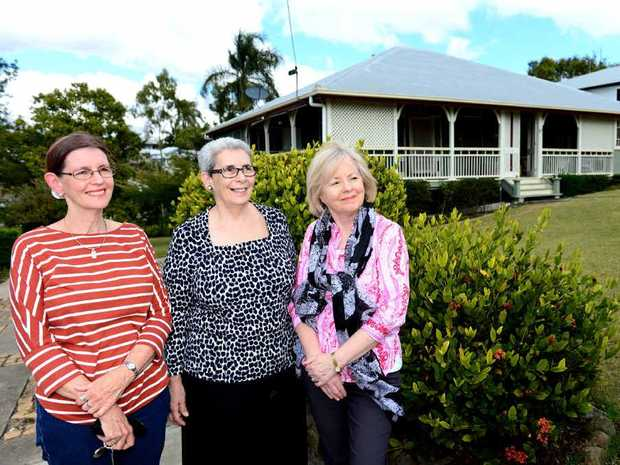 DR BARBARA Webster has opened the door on the fascinating history of CQ homes in an online publication.