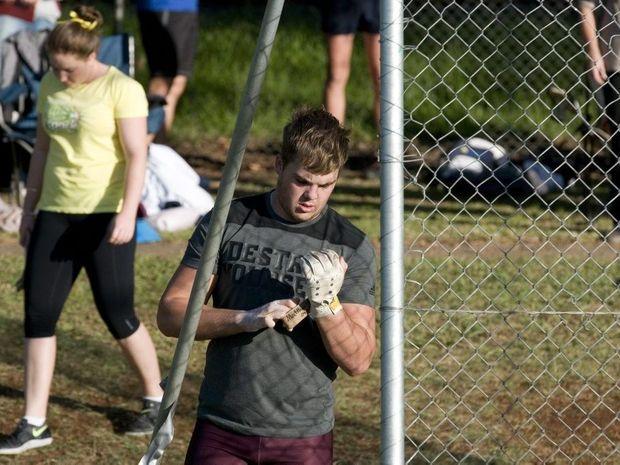 Allora thrower Matt Denny is through the World Junior Championships discus final in Oregon.