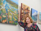 Region helps to inspire River Heads painter