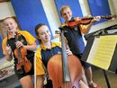 Queensland Symphony Orchestra inspires young musicians