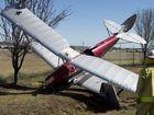 Former Solicitor-General survives plane crash