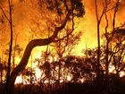 Firies brace for winds as battle against blazes continues