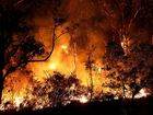 Residents airlifted to safety as bushfire destroys homes
