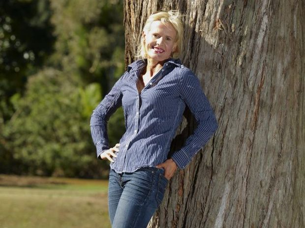 Brisbane, Australia, 6th August 2010. Sally Symonds achieved 50kg weight loss