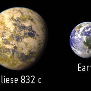 gliese 832c planet history - photo #8