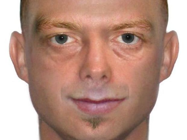 Police have released this comfit image in relation to an indecent assault at Newtown.