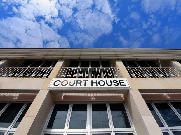FILE SHOT: Bundaberg court house Photo: Zach Hogg / NewsMail
