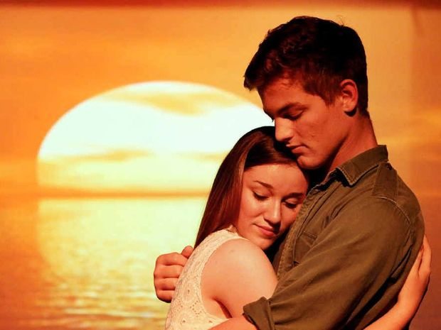 WAR-TORN LOVE: Orpheus Productions is proud to present an exciting new production of the critically acclaimed audience favourite Miss Saigon.