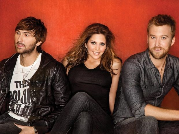 HEADLINE ACT: Lady Antebellum.