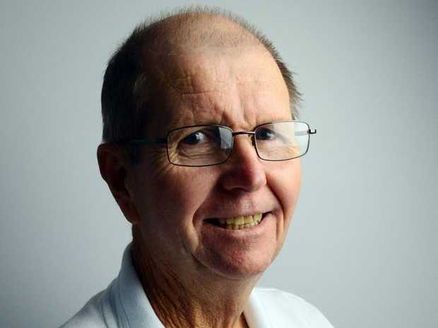 BIG JOURNEY: Cancer survivor Dan Kent will speak at a GI Cancer community forum in Brisbane. Photo: Max Fleet / NewsMail