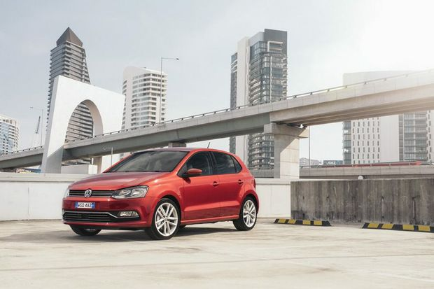 The new Volkswagen Polo.