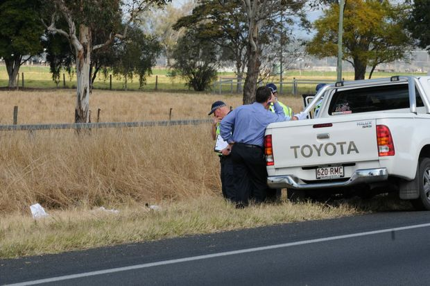 Police have received new information in the 2012 suspicious death of a man on the Warrego Highway.