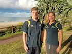 Surf lifesavers training hard for France