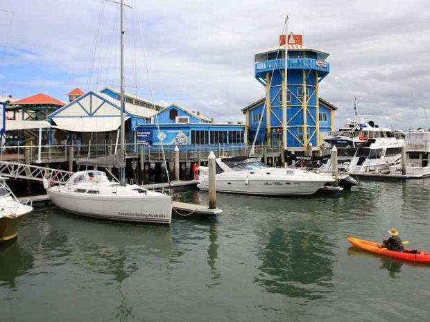 BIG SHOP SALE: The Wharf at Mooloolaba.