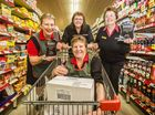 Supermarket's top customer service produces awards