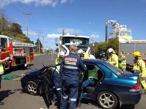 CareFlight paramedic on scene in just seconds