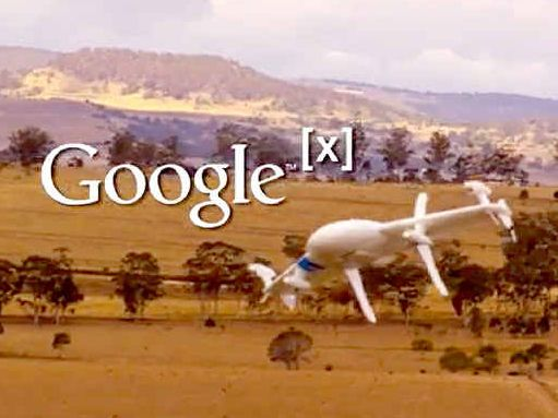 """It's just amazing something like this has been tested in our own backyard,"" says Neil Parfitt, a Loch Lomond resident who was the first in the world to receive a parcel delivered by a Google drone."