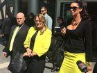 Shandee Blackburn's mum 'felt sick' seeing accused