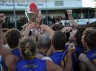 Soaring Eagles ambush Bombers in grand final
