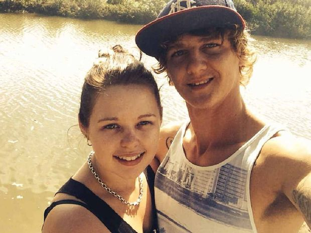 BREAK-IN VICTIMS: As Emma Weldon and Jay Sutcliffe were enjoying themselves camping on the weekend, thieves broke into their Gracemere home. The theft was one of a number of break-ins in the area.