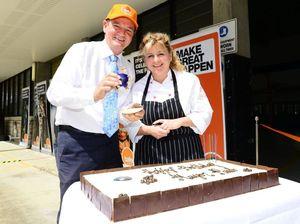 Birthday wishes for Mayor as TAFE looks forward
