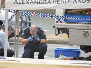 Roadworks unearth bones at Alexandra Headland