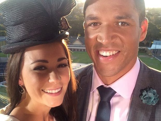 IS IT LOVE? Lisa Hyde on her single date with Bachelor Blake Garvey.
