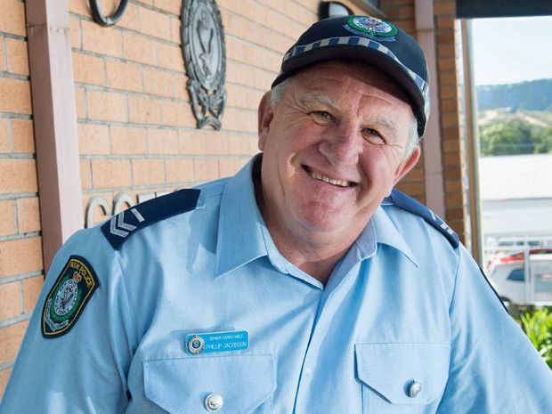 IN MEMORY: Phil Jacobson APM is fondly being remembered as a man who served his family, the Police Force and his community.