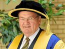 AFTER 12 years in office, Southern Cross University Chancellor John Dowd delivered his final graduation ceremony on Saturday, and will retire on September 25.