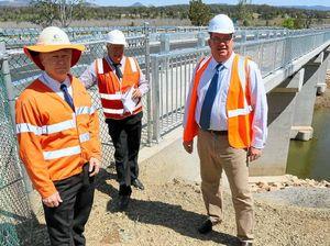 Lockyer Bridge at Helidon re-opens to Warrego Hwy traffic