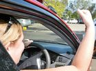 Charges after 'road rage' on the Bruce