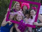 Queensland parties for a breast cancer cure